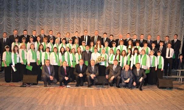 Евангелизация в ДК Петровского